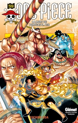 One Piece - Édition originale - Tome 59