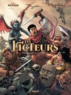 Les Licteurs - Tome 01