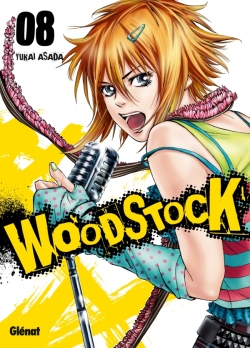 Woodstock - Tome 08