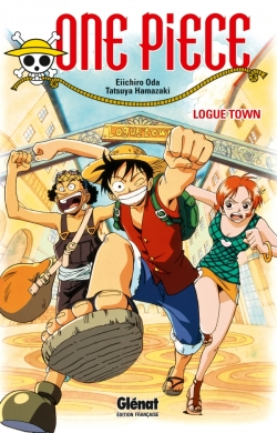 One Piece Roman - Logue Town