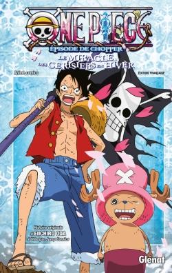 One Piece Anime comics - L'épisode de Chopper