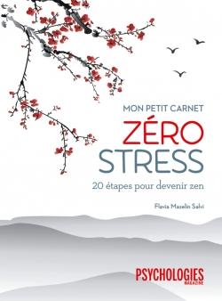 Mon petit carnet zéro stress