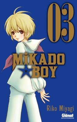 Mikado Boy - Tome 03