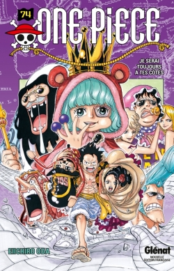 One Piece - Édition originale - Tome 74
