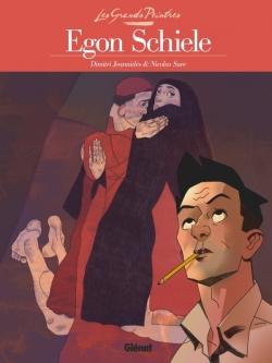 Les Grands Peintres - Egon Schiele