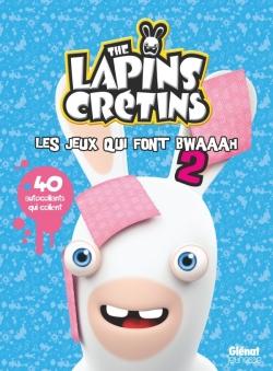 The Lapins crétins - Activités - Les jeux qui font bwaaah 2