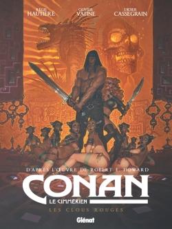 Conan le Cimmérien - Les Clous rouges