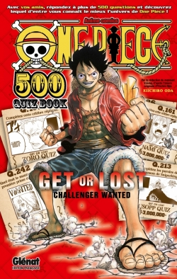 One Piece - Quiz Book - Tome 01