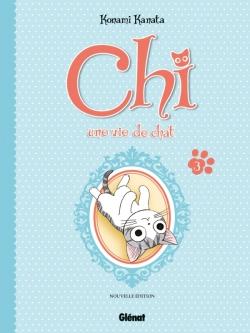 Chi - Une vie de chat (grand format) - Tome 03