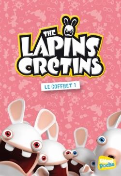 The Lapins crétins - Poche - Coffret Tomes 01 à 03