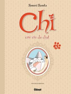 Chi - Une vie de chat (grand format) - Tome 08