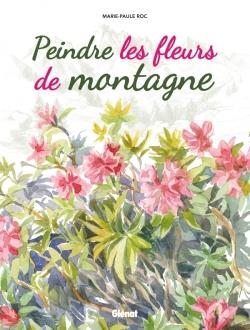 Peindre les fleurs de montagne
