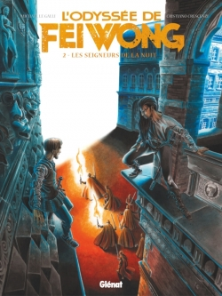 L'Odyssée de Fei Wong - Tome 02
