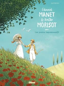 Edouard Manet et Berthe Morisot