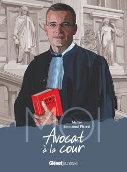 Moi, Maître Emmanuel Pierrat, avocat à la cour
