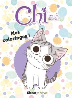 Chi - Activités - Mes coloriages