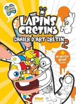 The Lapins crétins - Activités - Cahier d'art crétin 2