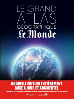 Grand atlas géographique Le Monde NED