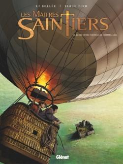 Les Maîtres-Saintiers - Tome 03