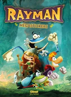 Rayman - Activités - Mégastickers