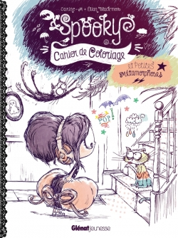 Spooky & les contes de travers - Cahier de coloriage