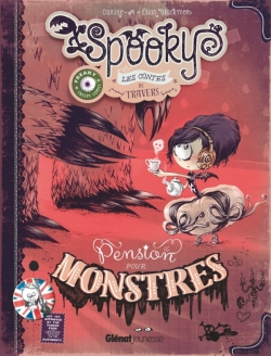 Spooky & les contes de travers - Tome 01