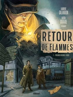 Retour de flammes - Tome 01