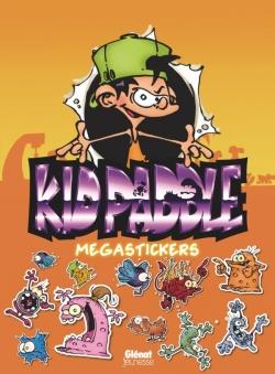 Kid Paddle - Activités - Mégastickers