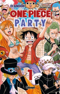 One Piece Party - Tome 01