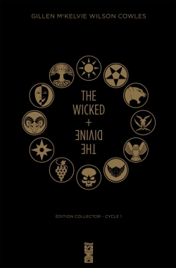 The Wicked + The Divine - Tome 01 - Édition collector