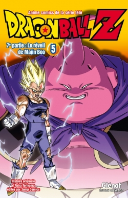 Dragon Ball Z - 7e partie - Tome 05