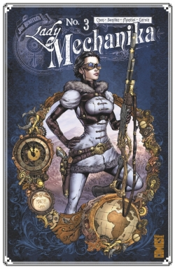 Lady Mechanika - Tome 03