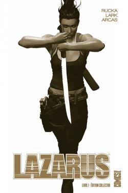 Lazarus - Tome 01 Édition Collector
