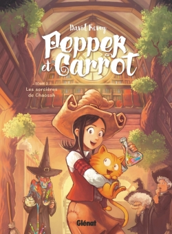 Pepper et Carrot - Tome 02