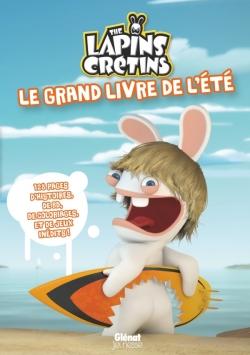 Lapins Crétins - Activités - Le grand livre de l'été