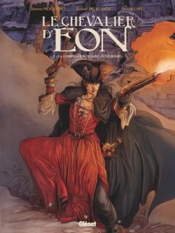 Le Chevalier d'Eon - Tome 02