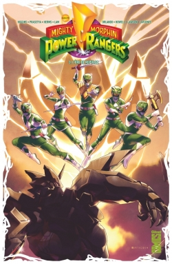 Power Rangers - Tome 03