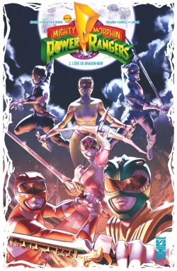 Power Rangers - Tome 02