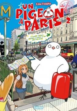 Un pigeon à Paris - Tome 02
