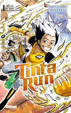 Tinta Run - Tome 01