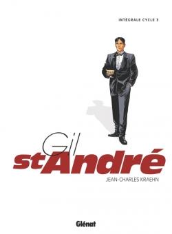Gil Saint-André - Intégrale - Cycle 3 - Tome 09 à 11