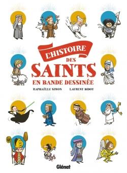 L'Histoire des saints en BD