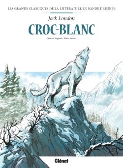 Croc-blanc en BD