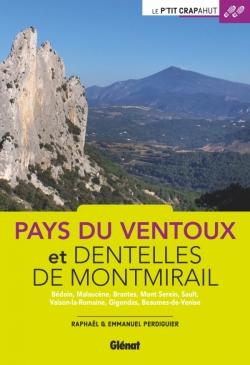 Pays du Ventoux et Dentelles de Montmirail (2e ed)