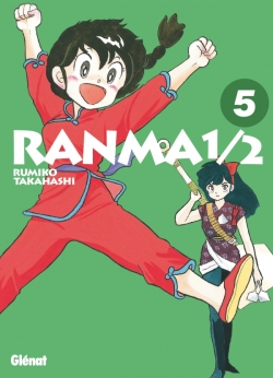 Ranma 1/2 - Édition originale - Tome 05