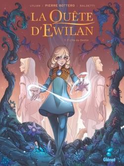 La Quête d'Ewilan - Tome 07