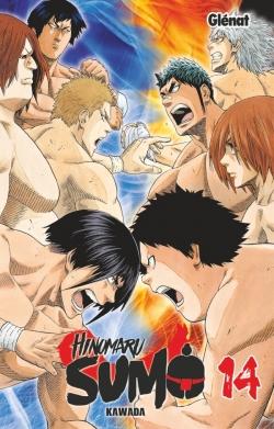 Hinomaru Sumo - Tome 14