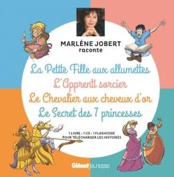 Petite fille aux allumettes, Apprenti sorcier, Chevalier aux cheveux d'or, Secret des 7 princesses