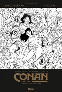 Conan le Cimmérien - La Reine de la côte noire N&B
