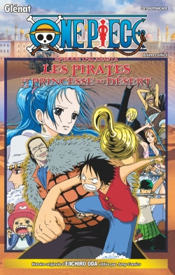 One Piece Anime comics - L'épisode d'Alabasta